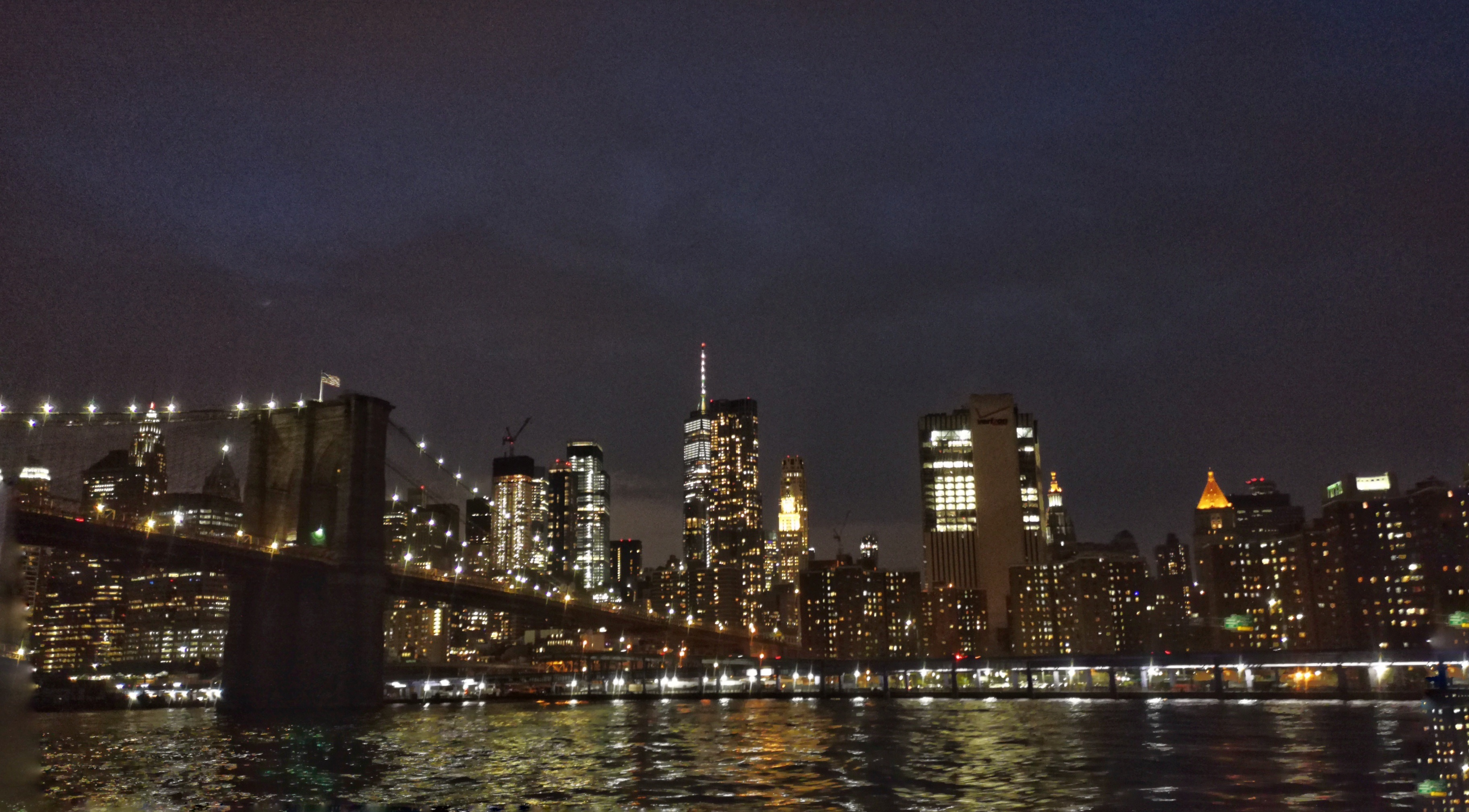 New York noaptea